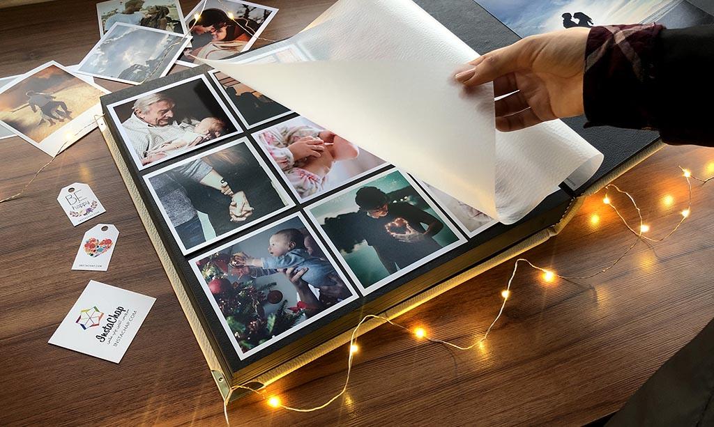 آلبوم شومیزی 35-33 قابدار