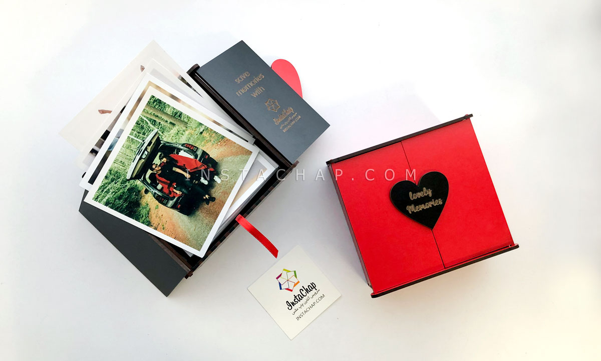 جعبه 100تایی Lovely Memories