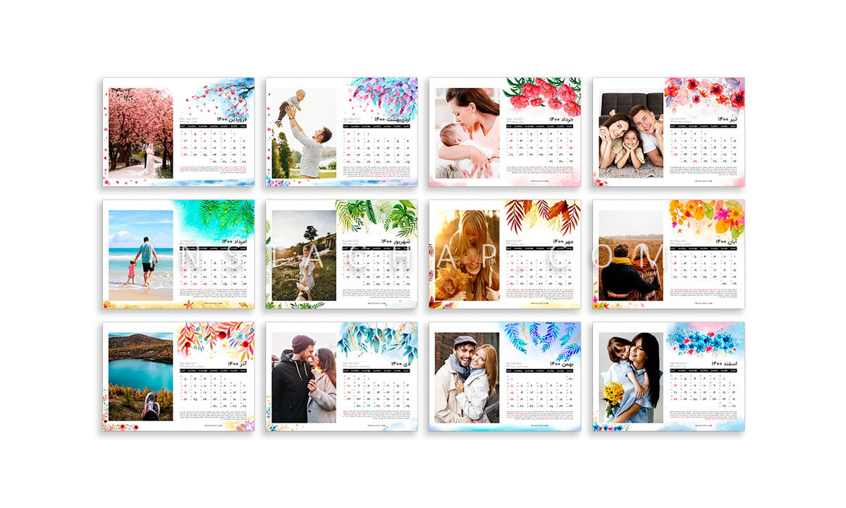تقویم خاطرات سیمی 18-13