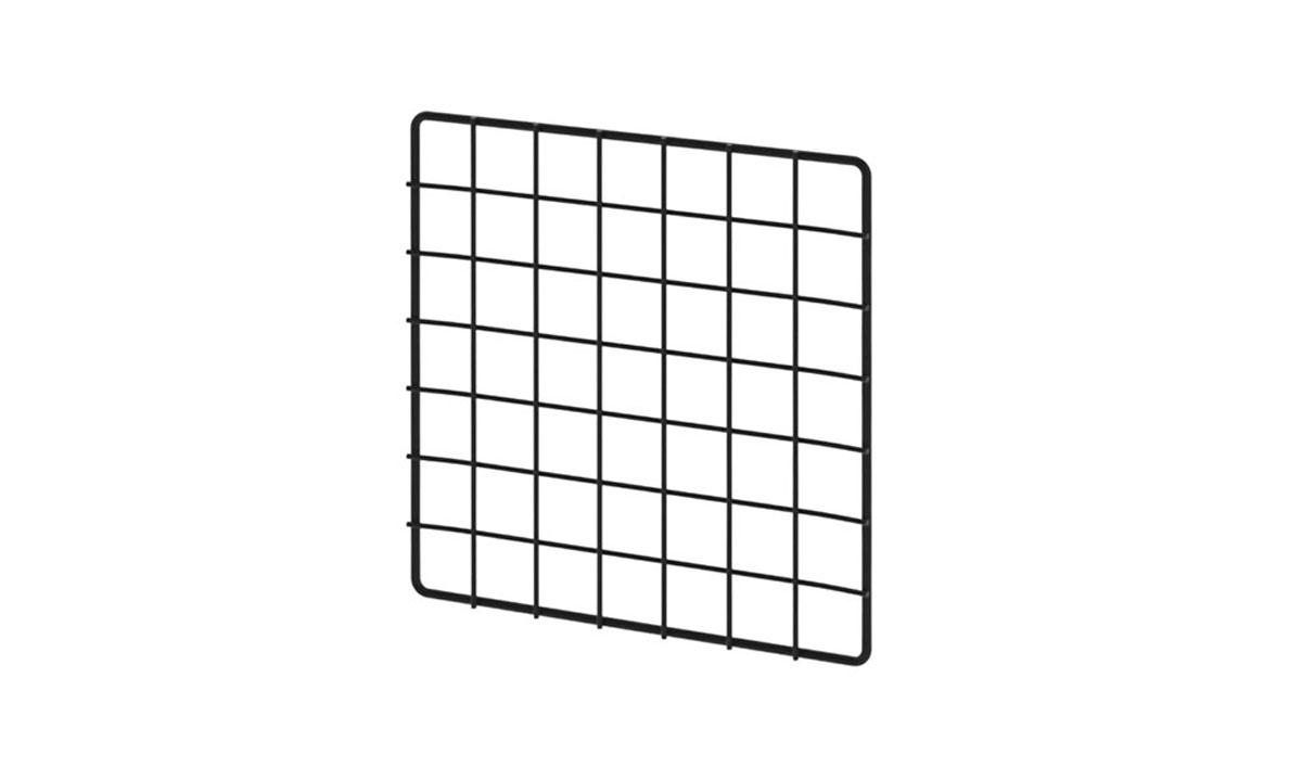 شبکه فلزی مربع