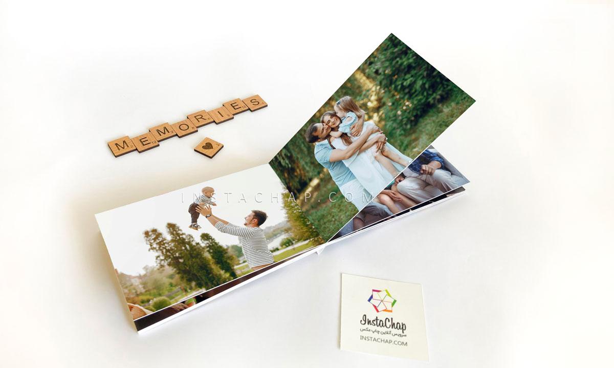 کتاب عکس 15-10 افقی
