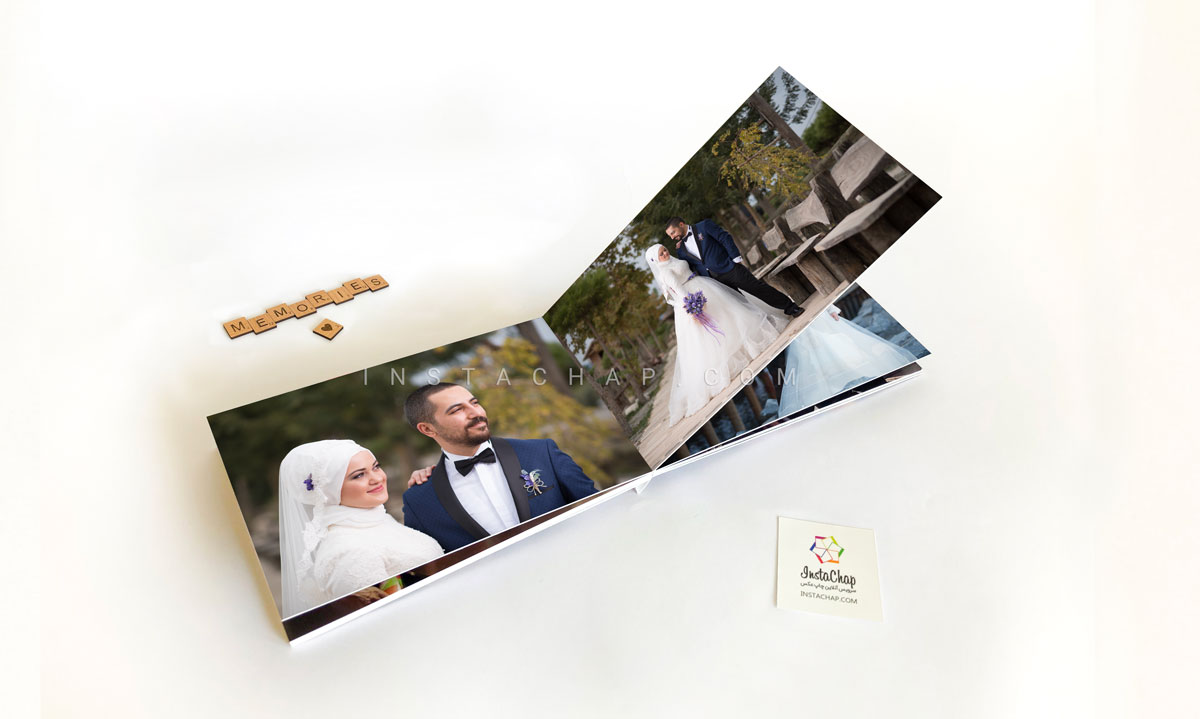 کتاب عکس 30-20 افقی